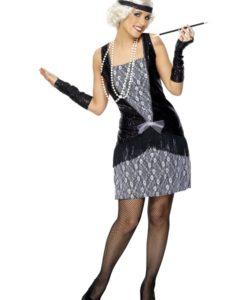 1920'S Razzle Dazzle Sequins Dress 3 colours