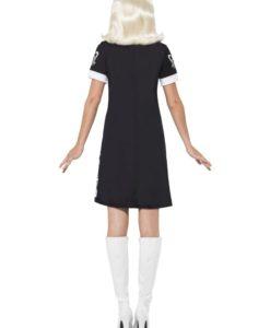 60's Monochrome Dress