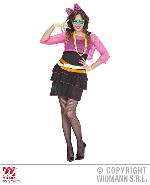 80's Groupie Outfit