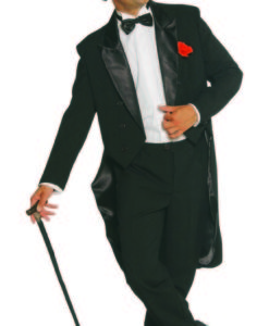 Tailcoat - Male , Cabaret Deluxe