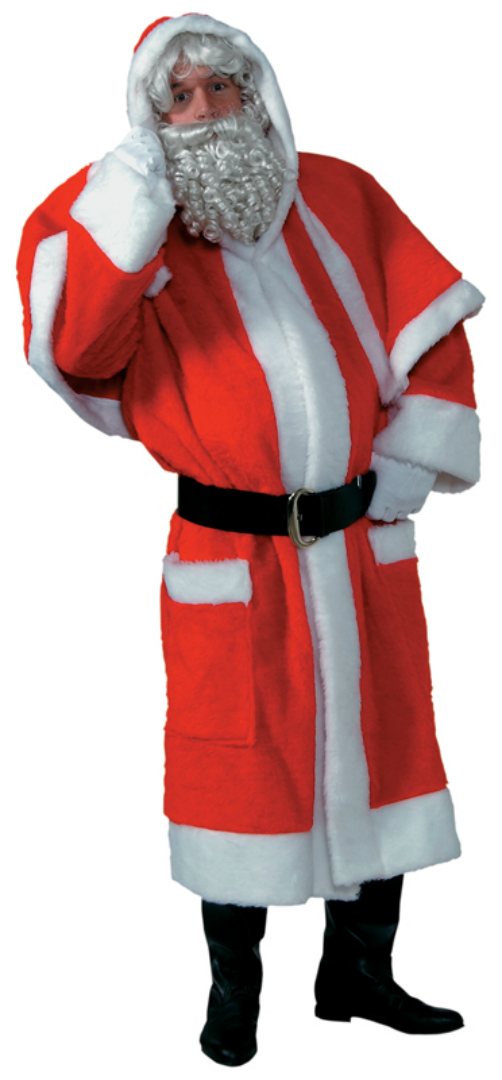 Father Christmas - Deluxe Gown