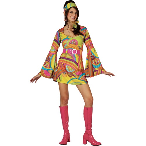 60's / 70's Retro Go Go Dress