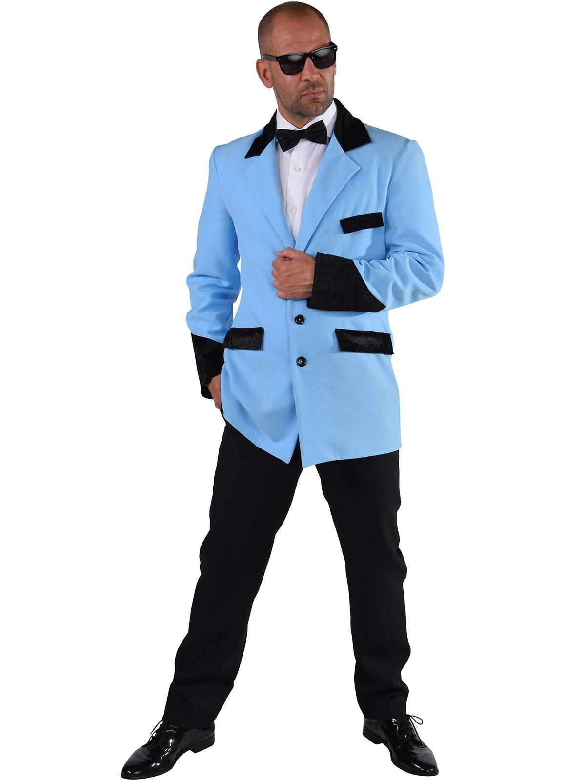 Teddy Boy Blue Jacket