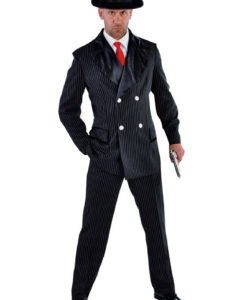 Man 1920's Gangster suit