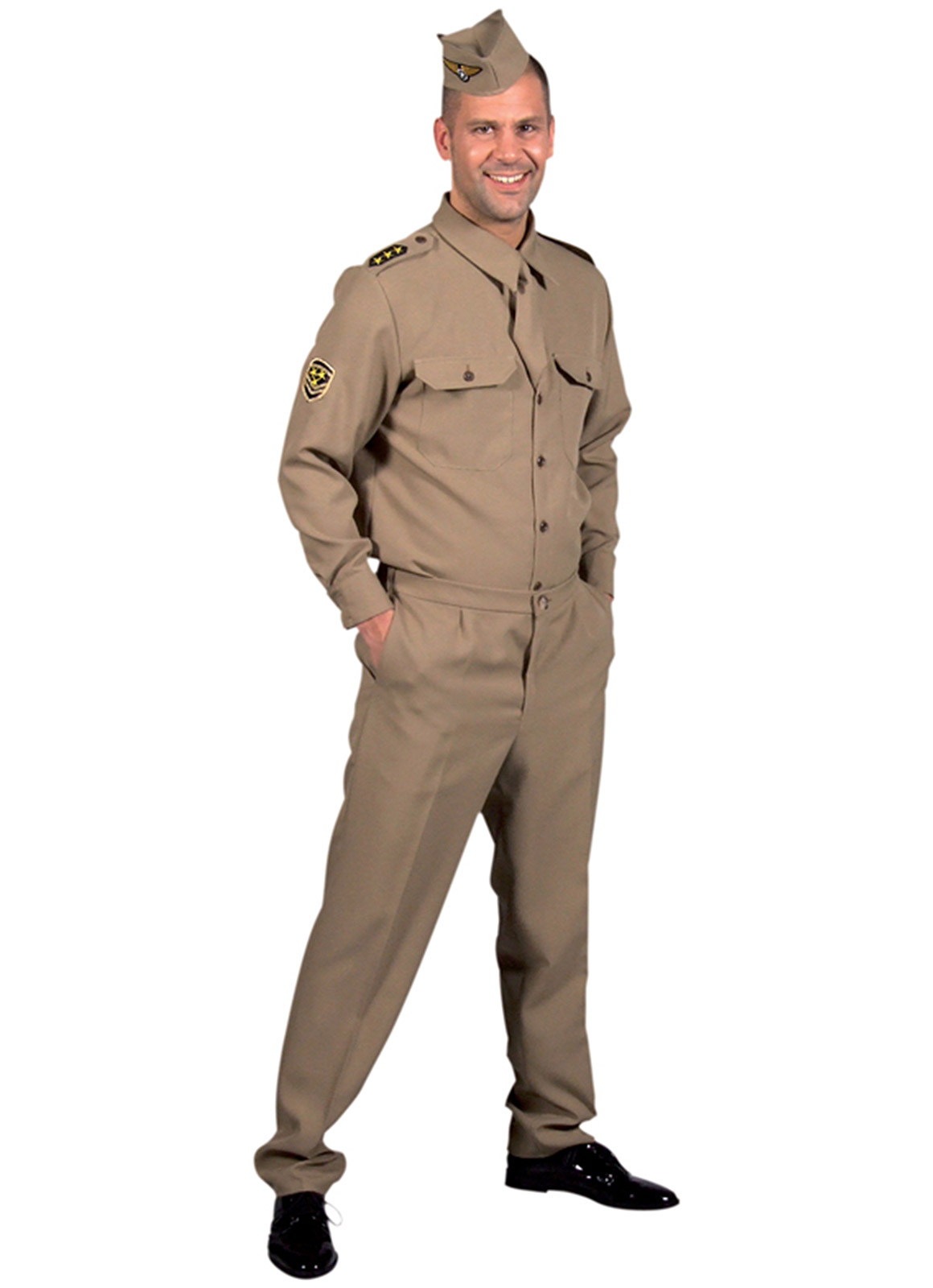 1940's Gi Elvis/ Army