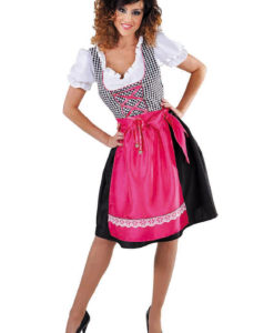 Full Dirndl Dress