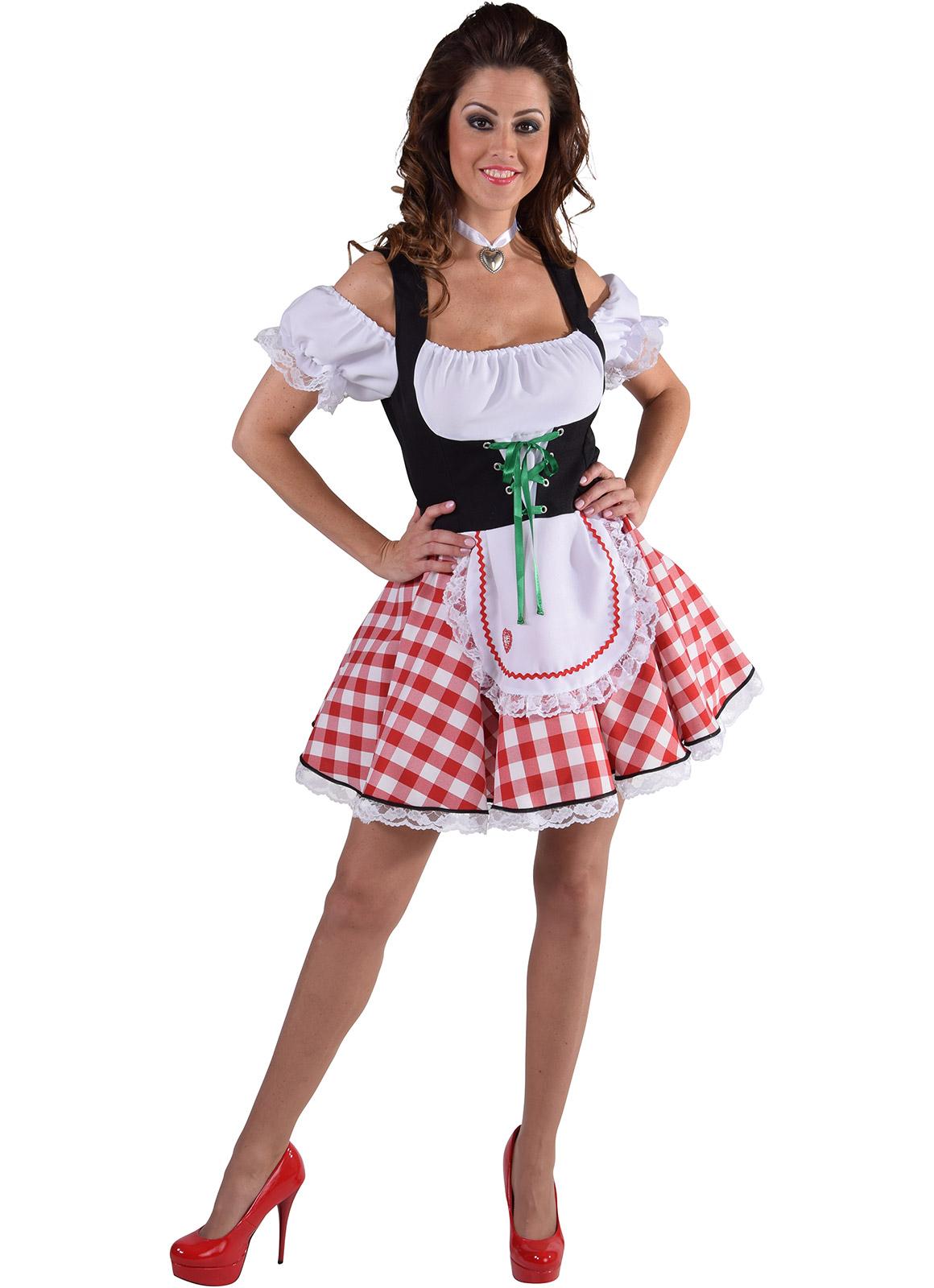 Oktoberfest , Bavarian Girl