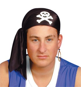 "Pirate ""Scarf"" hat"