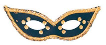 fiesta mask Black