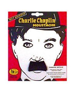 Charlie Chaplin tash