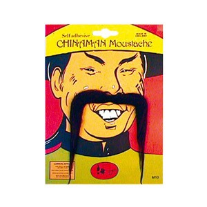 China man tash