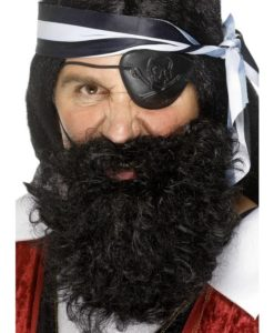 Pirate beard- available in 3 colours
