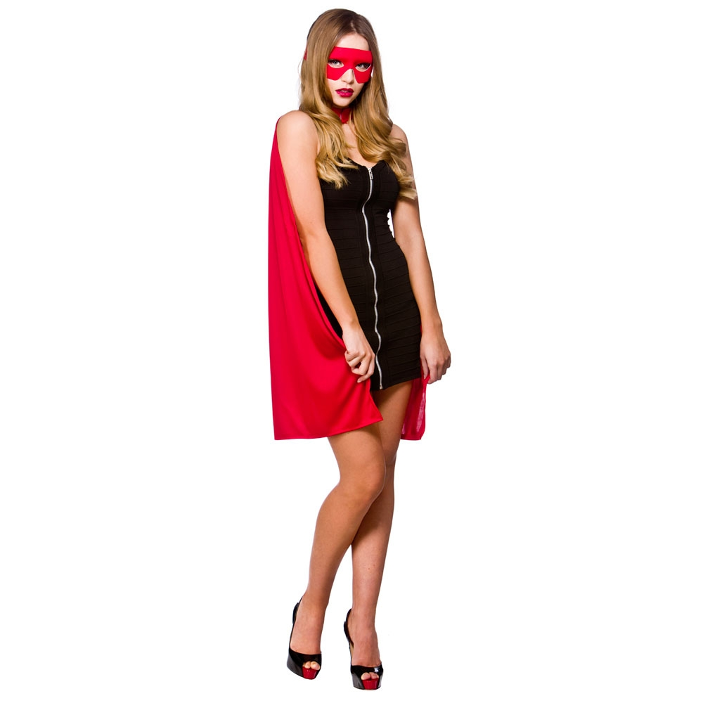 Superhero Cape - Red