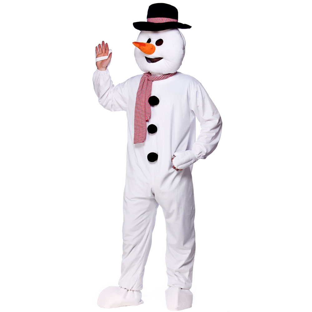 Christmas Mascot - Snowman