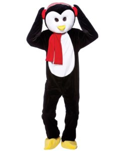 Christmas Mascot - Penguin