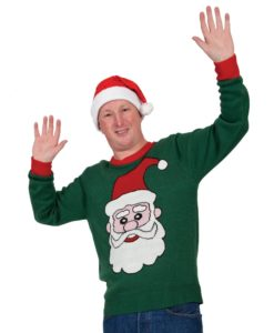 Christmas Jumper - Santa