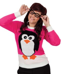 Christmas Jumper - Penguin