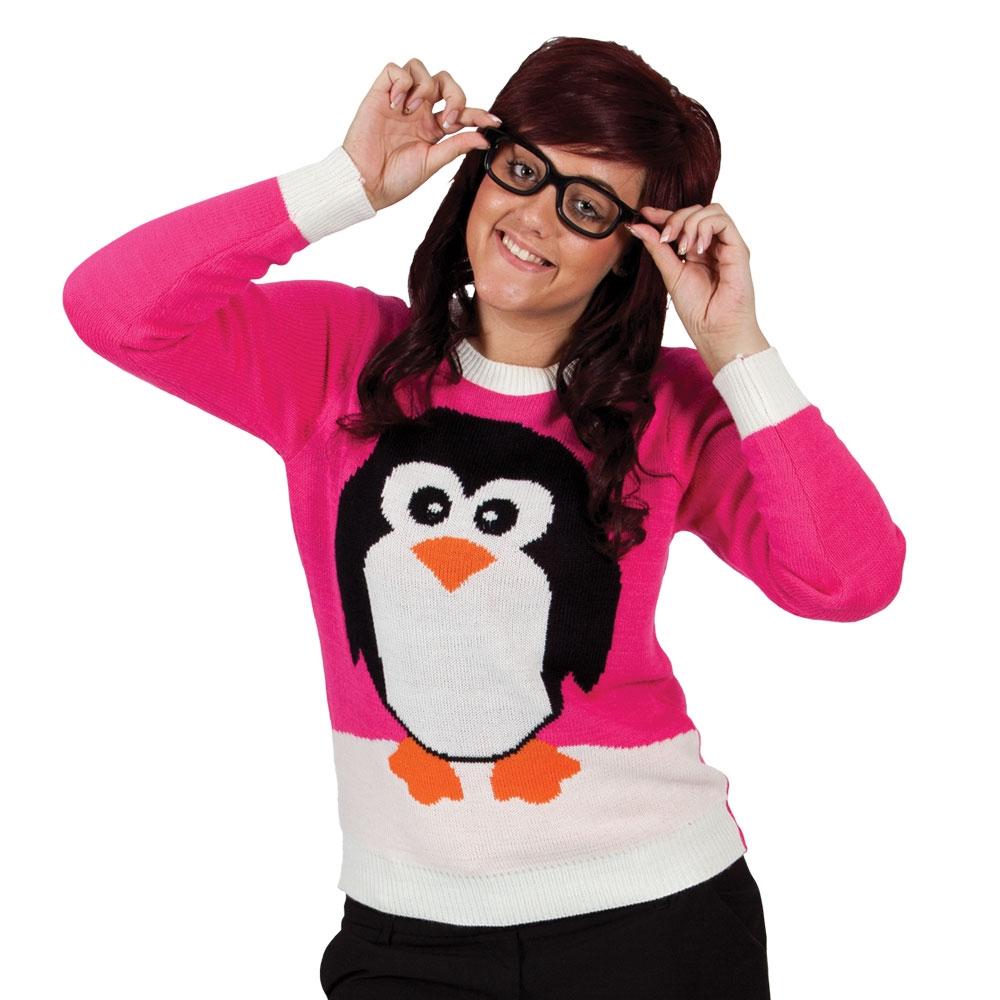 Christmas Jumper - Penguin