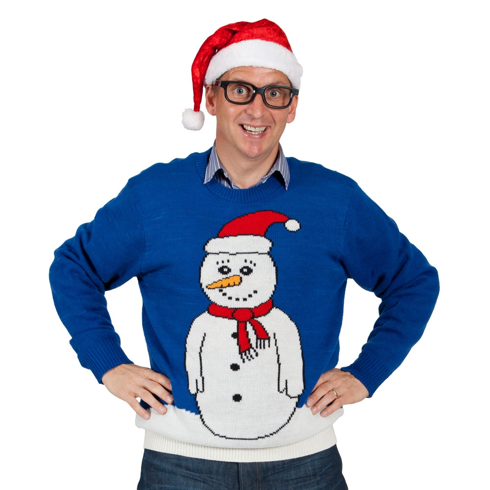 Christmas Jumper - Snowman