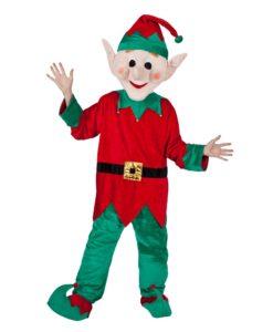 Christmas Mascot - Elf