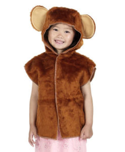 Childs- Monkey deluxe Tabard