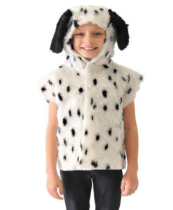 Childs- Dalmatian Deluxe Tabard