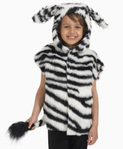 Childs- Zebra Tabard