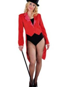Tailcoat - Ladies Ringmaster