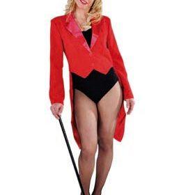 Tailcoat - Ladies Ringmaster