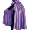 Purple Hooded Cloak