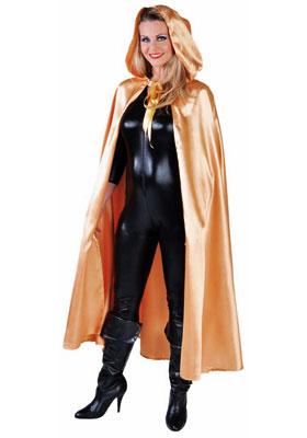 Deluxe Hooded Cloak