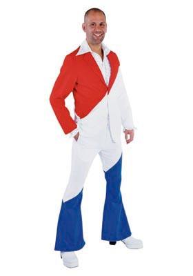 Mr Red / White / Blue