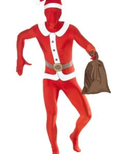 Santa Second Skin Suit / Second Skin