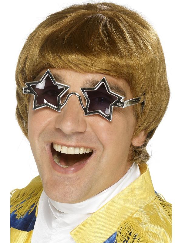 Wig - Elton John Kit