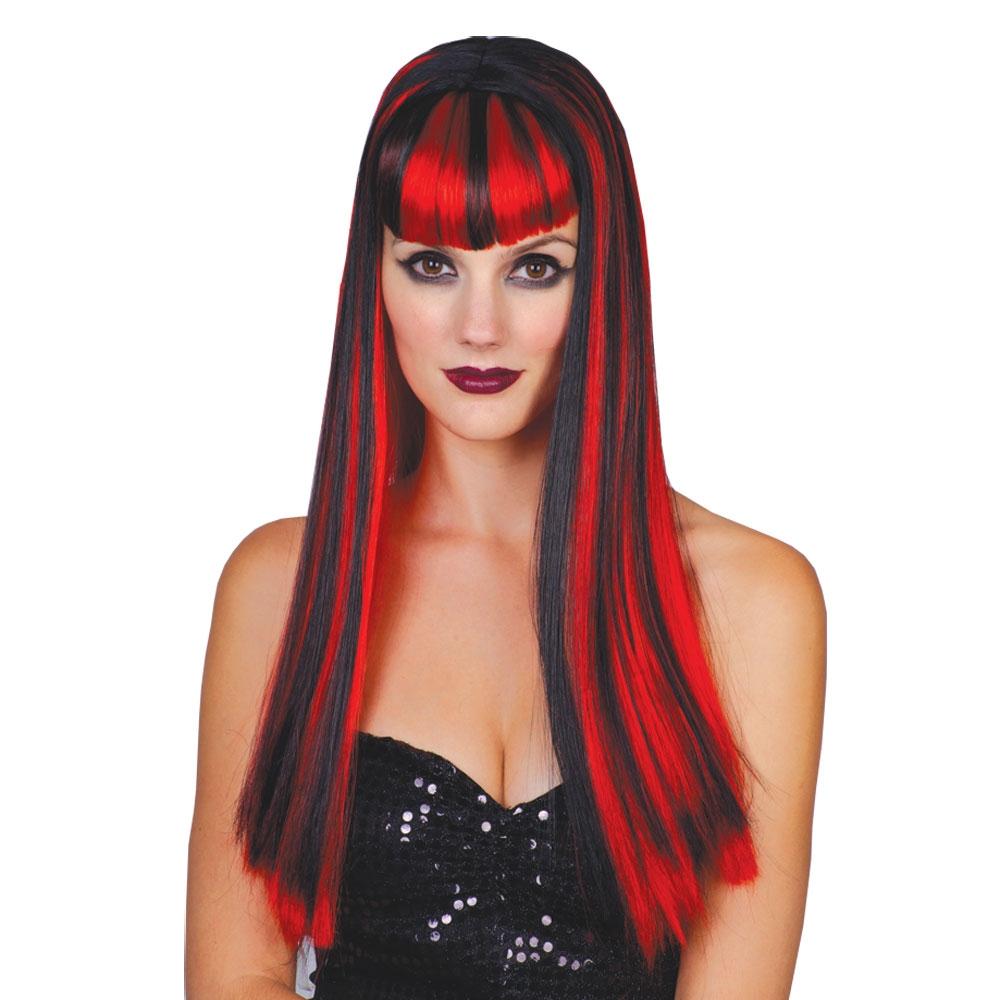 Vamp Vixen Wig