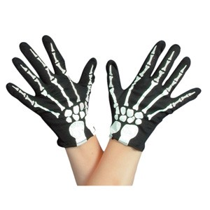 GLOVES: Childs Skeleton