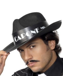 Hat - Al Capone Gangster Hat
