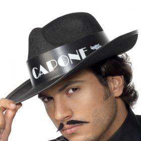 Hat - Al Capone Gangster Hat