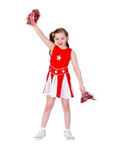 Children's - Red Cheerleader