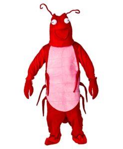 Lobster Mascot