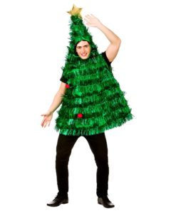Christmas Tree - Tinsel