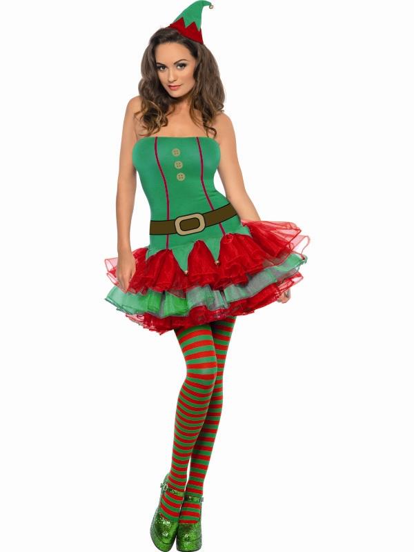 Elf - Fever Tutu style Costume