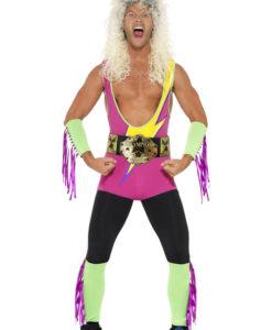 Retro Wrestler