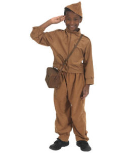 Home Guard Boy