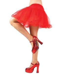 Red Underskirt / Petticoat