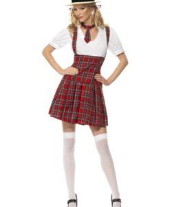"Schoolgirl - ""Tartan"""