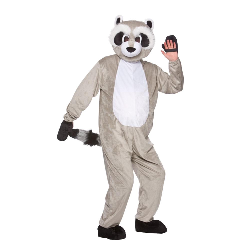 Racoon Mascot