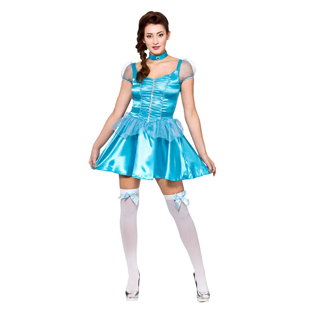 Ice Blue Princess