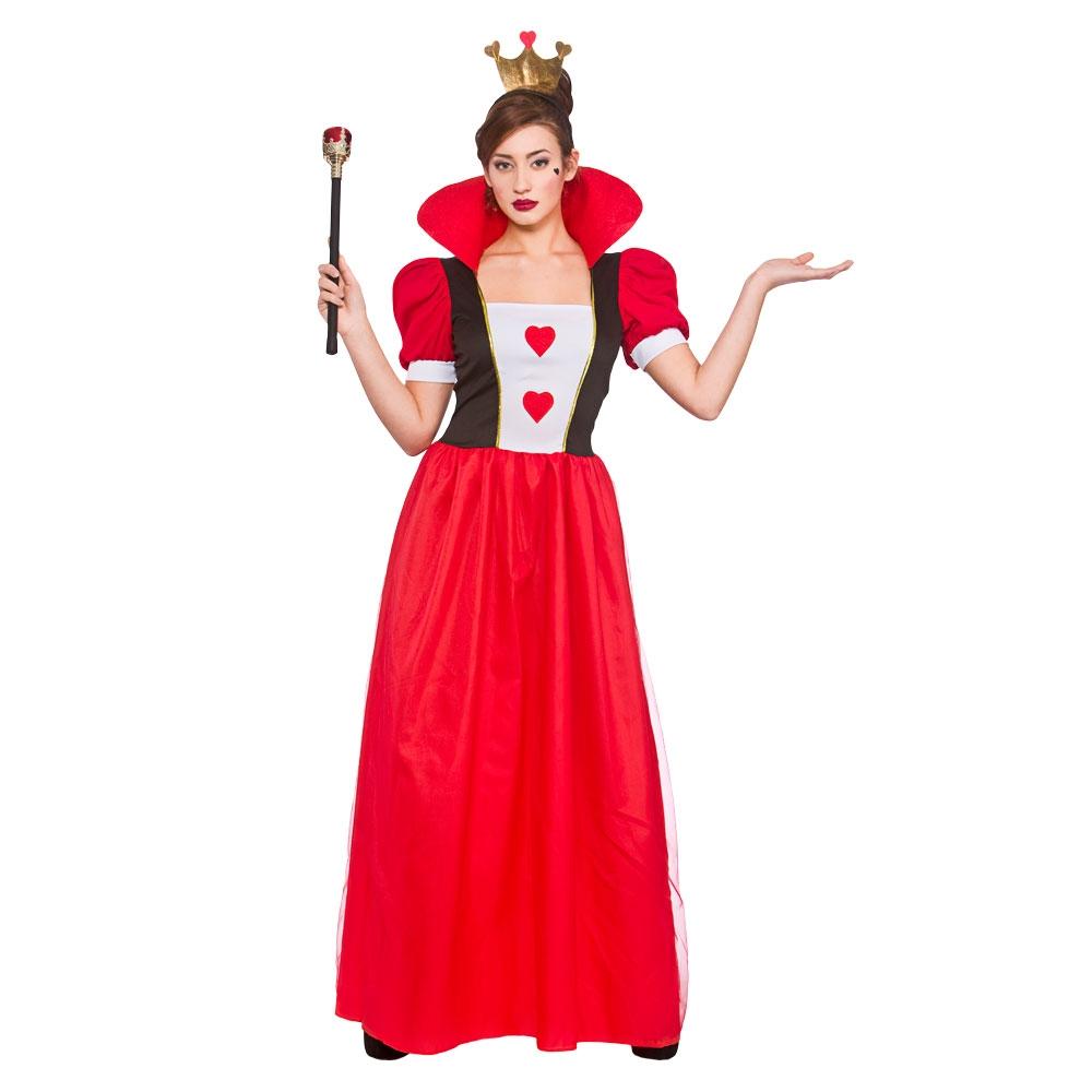 Longer Queen of Hearts