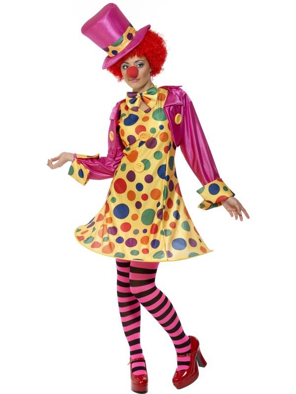 Clown - ladies Hooped